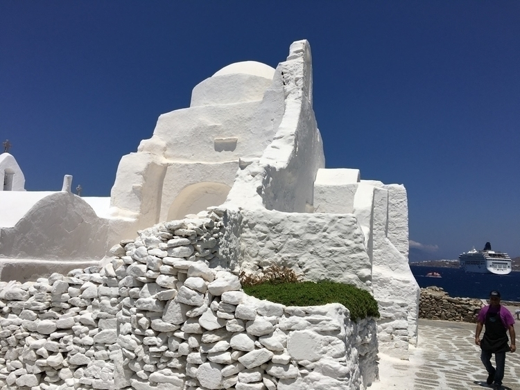 Mykonos, Greece - photography, iphone - nicomartinez | ello