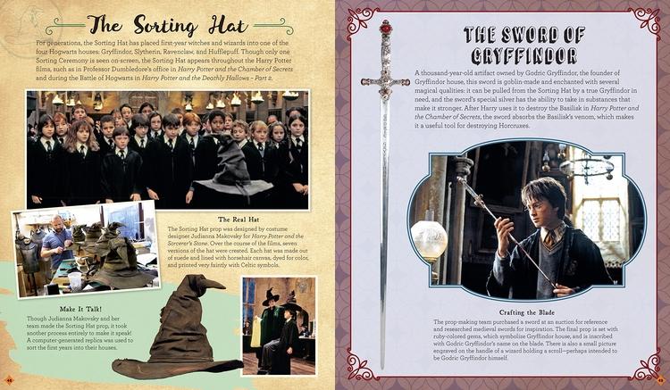 book Wizarding World: Movie Mag - bonniegrrl | ello