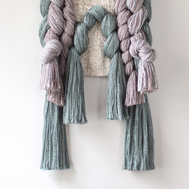 weaving, fiberart, fibreart, textiles - smoothhills | ello