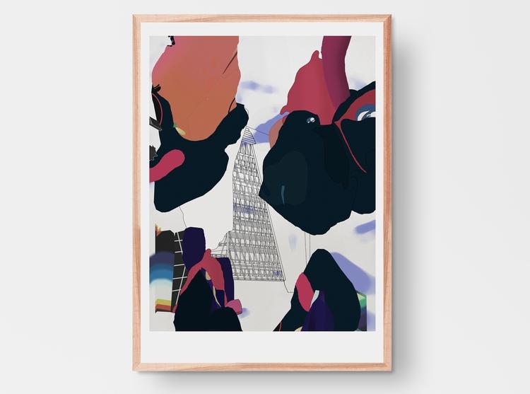 architecture,, colour,, urban, - cityabyss | ello