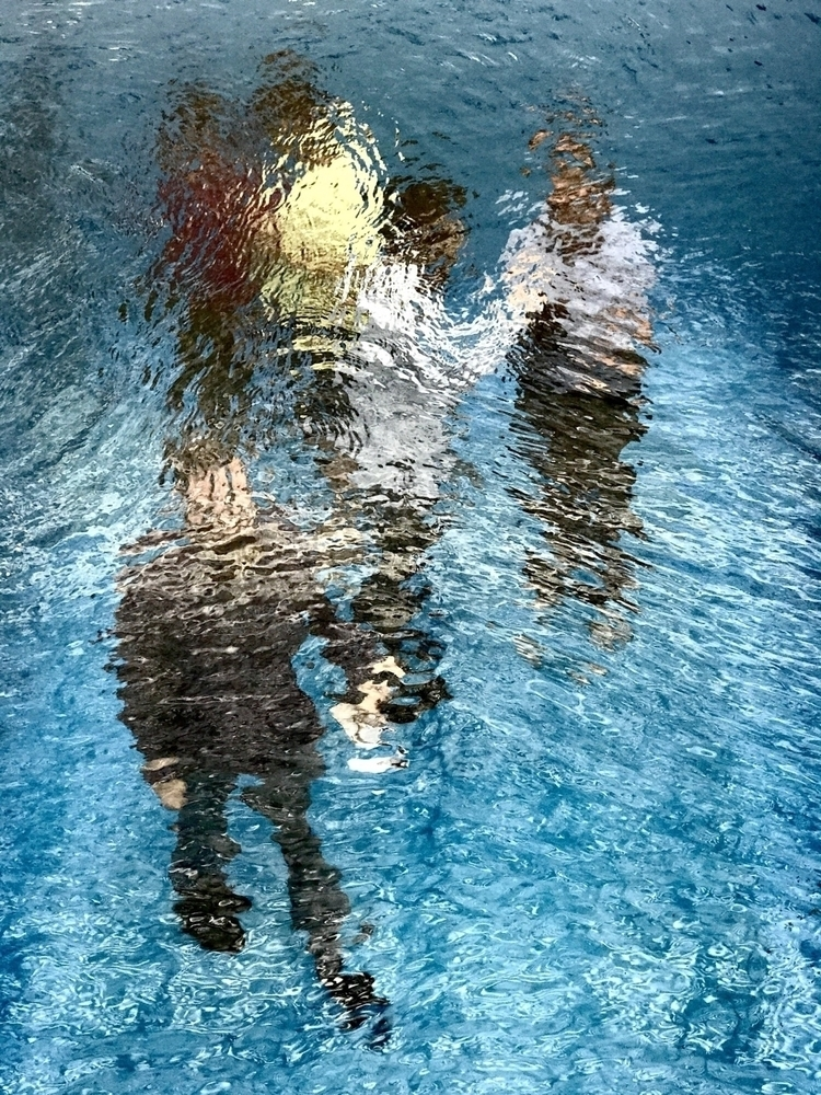 Museum Voorlinden. Leandro swim - frv | ello