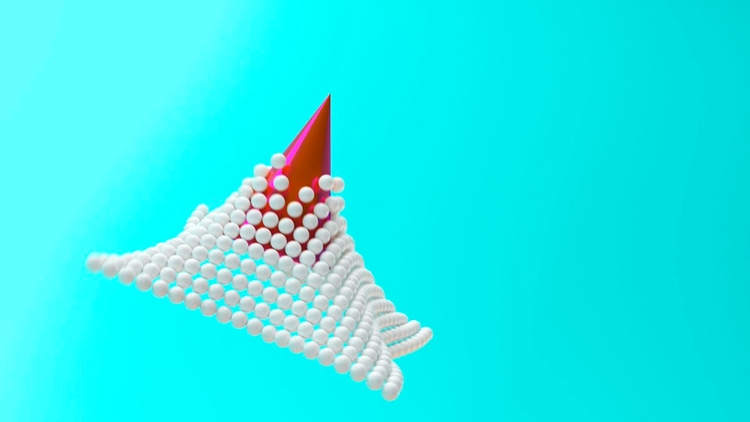 Elastic Geometry frames | Flow - danielmedina3d | ello