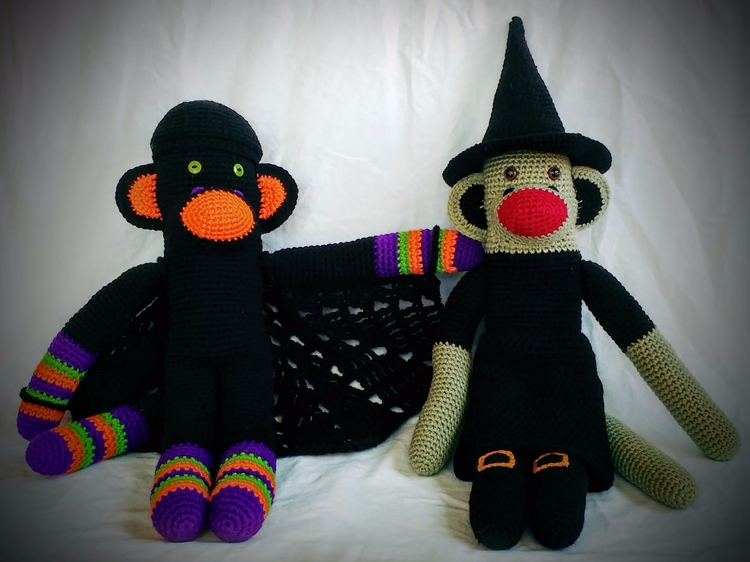 Happy Today extra fun Monkey Mo - miniaturemonkeycreations | ello