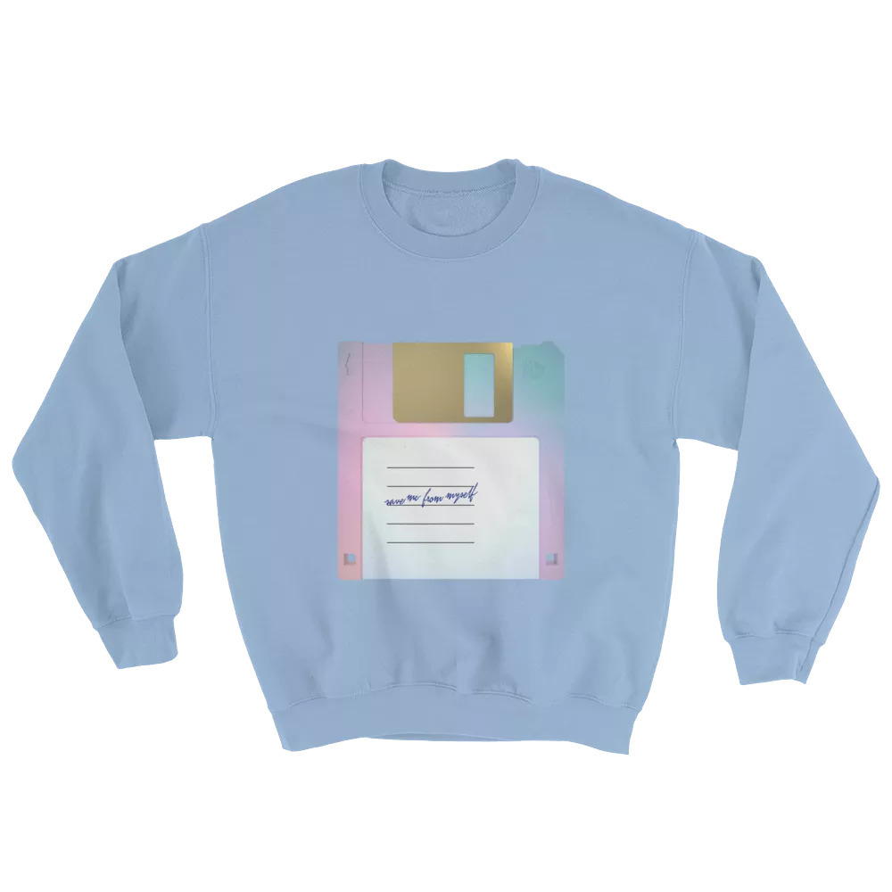 Save Sweatshirt. | PastelX - quietlunch | ello