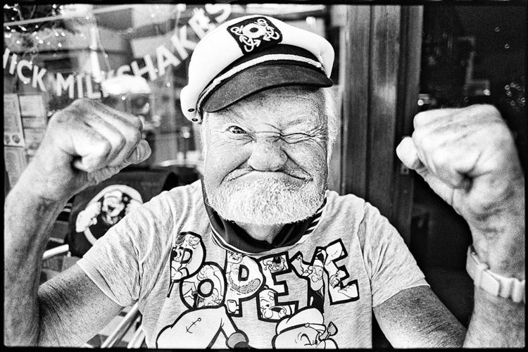 Popeye Pirate Day Hastings UK - kai_robin | ello