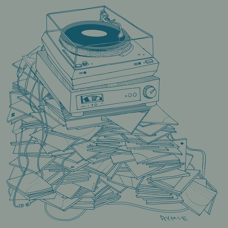 RECORD STORE DAY prints color w - rymie | ello