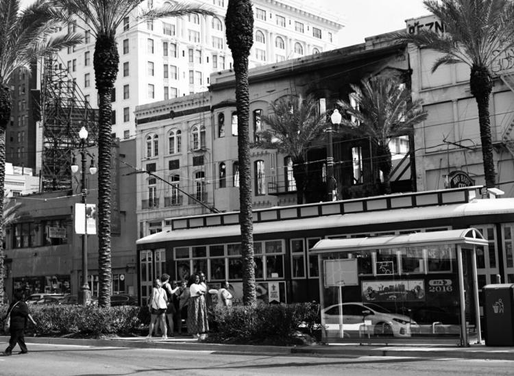 Orleans, LA Mamiya 645 / Ilford - mlmyers | ello