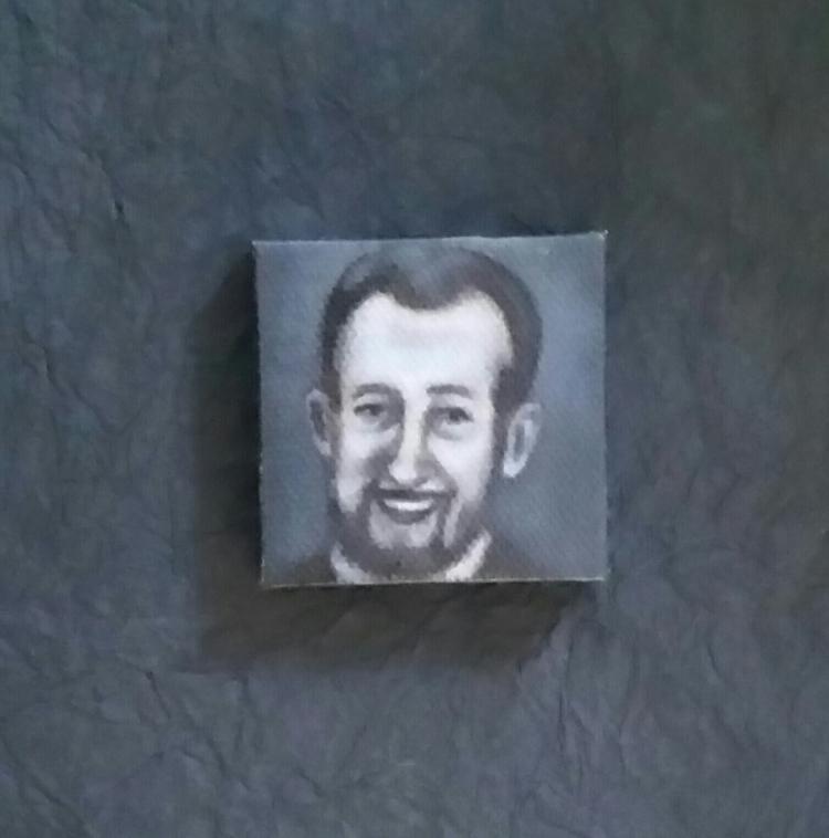Mini portrait Gordon charismati - nora_ | ello