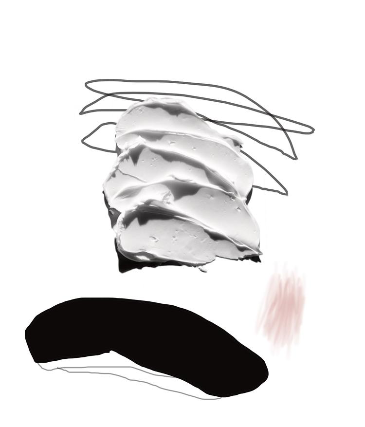 // Lines, texture, realism - rachelwadlowart | ello