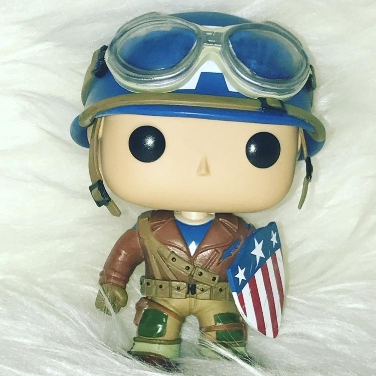 multiplying!! World War Captain - eheyer | ello