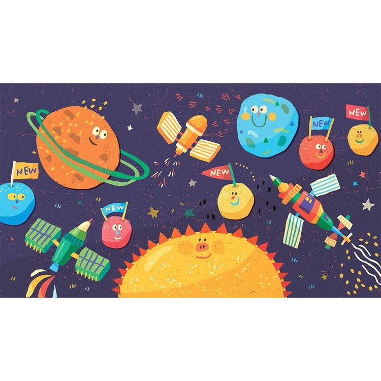 ELLO banner / Illustration ANOR - tai_pera | ello