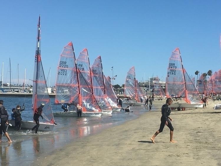 Racers returning shore, Alamito - nicomartinez | ello