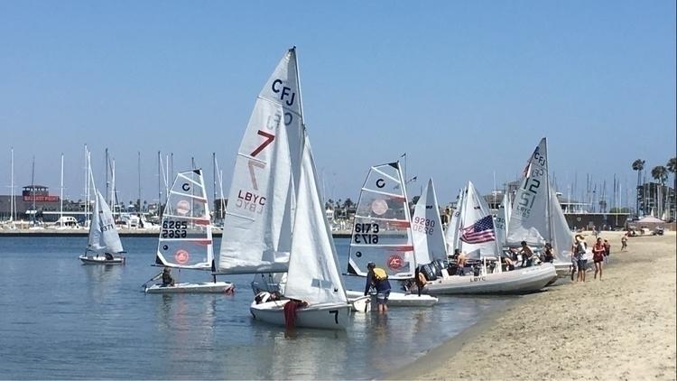 Children lessons sailing sabots - nicomartinez | ello