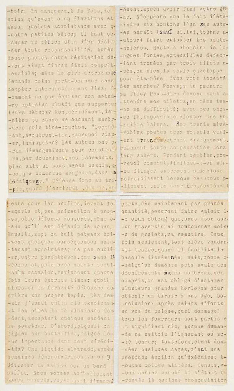 Marcel Duchamp, Rendezvous Sund - valosalo | ello