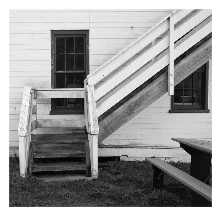 Stairs, Point Reyes, CA - guillermoalvarez | ello
