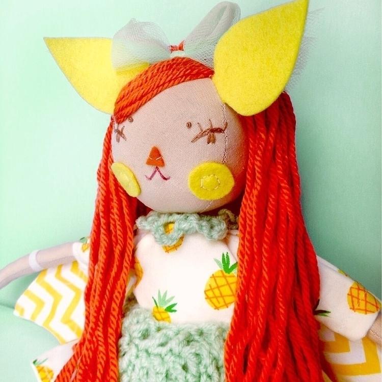 fruit bat dolls listed THURSDAY - nightlymade   ello