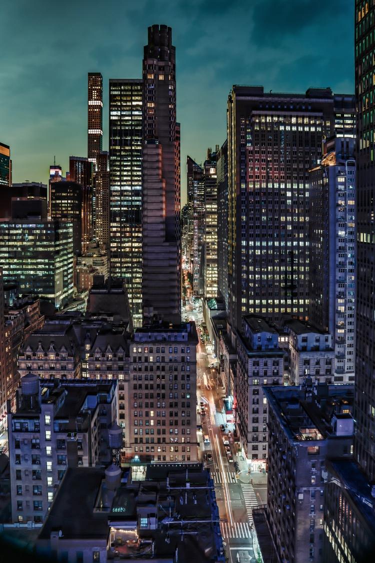West 54th Street covet high flo - rickschwartz | ello