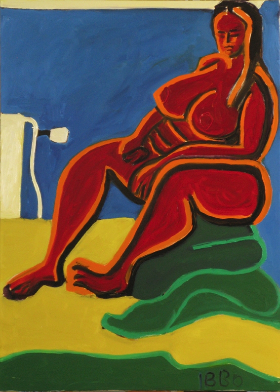 August paintings - jeffibbo   ello