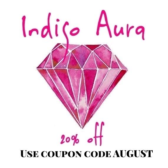 Indigo Aura sale!!! 20% purchas - iiindigoaura | ello