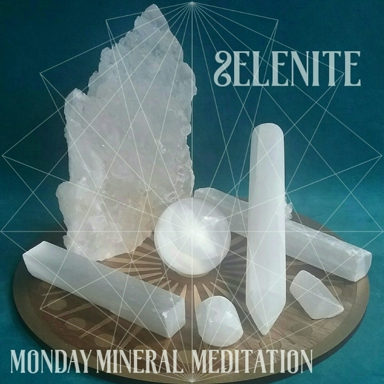 Monday Mineral Meditation ○○○○○ - sacredservicereiki | ello