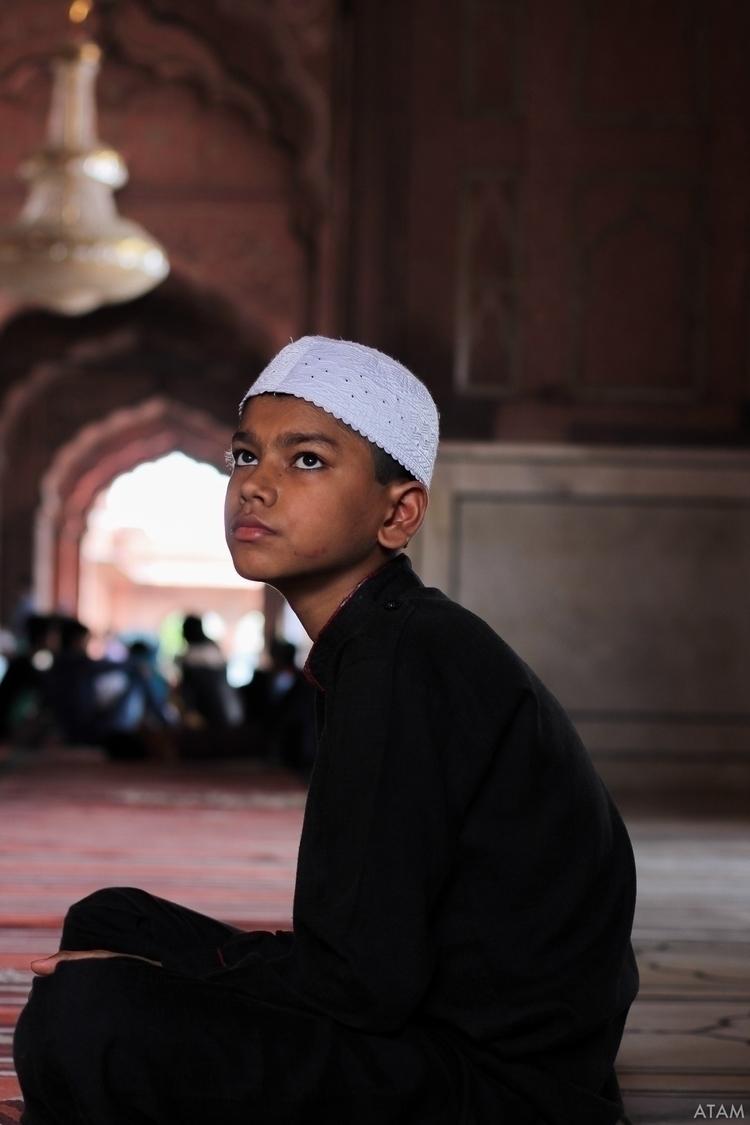Namaz festive Eid-ul-fitr - photography - atamjot | ello