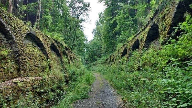 Vennbahn Belgium - woodbass   ello