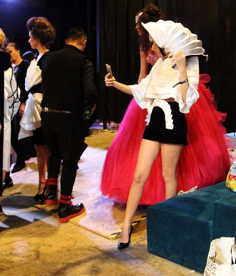 backstage, fever, fashion, ellofashion - cornelgin | ello