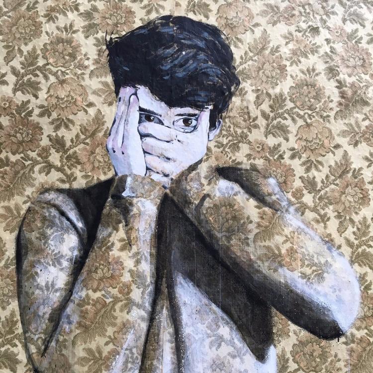 Agrume Noir - street, streetartist - philippefabry   ello