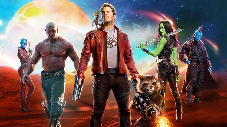 Watch Guardians Galaxy Vol. 2 d - bradstephenson   ello