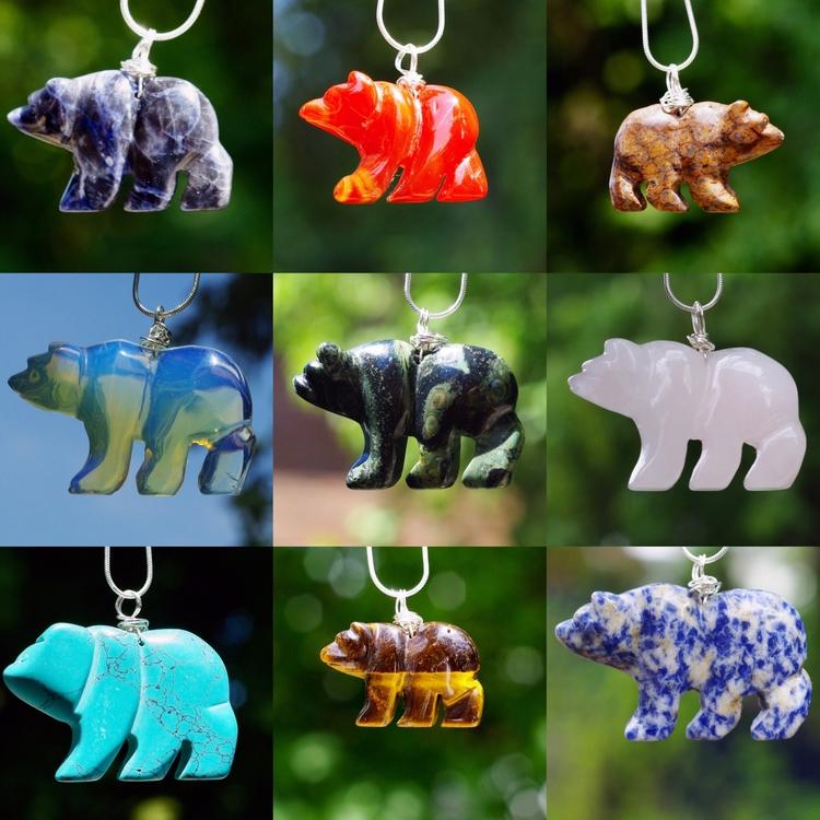 stone bears  - handmadeatamazon - audacitywear | ello