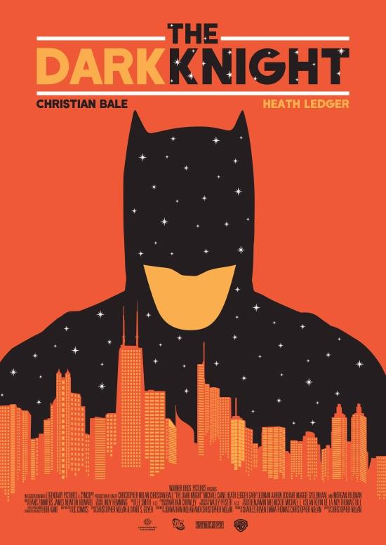 Dark Knight Christopher Nolan.  - federicogastaldi | ello