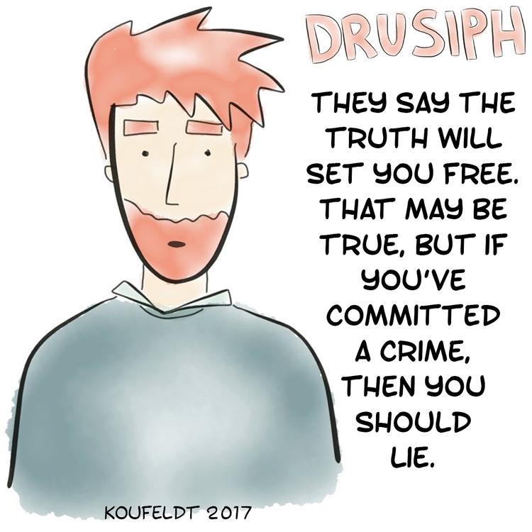wednesday, drusiph, comic, comicstrip - drusiph | ello
