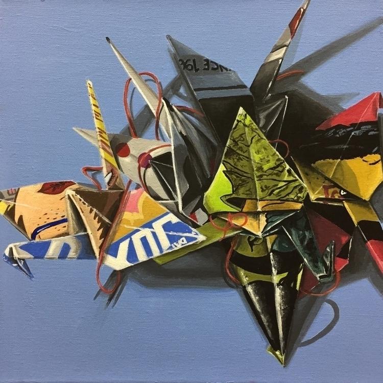 Boys Juxtapoz acrylic canvas 20 - chrisbinghamart | ello