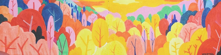 Bosque - Landscape, PersonalWork - naedo | ello