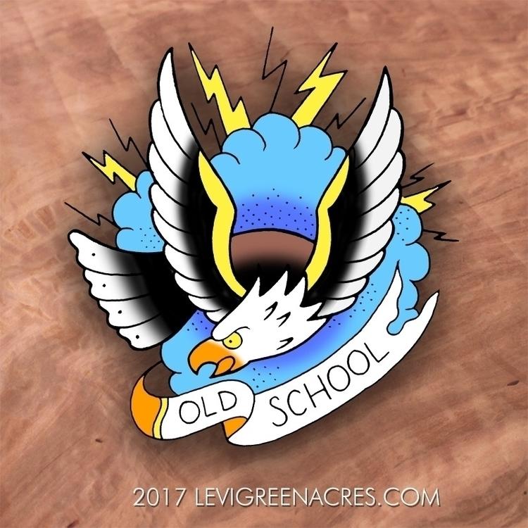 Dag, wings fresh! Snnnnnnnap - oldschool - levigreenacres | ello
