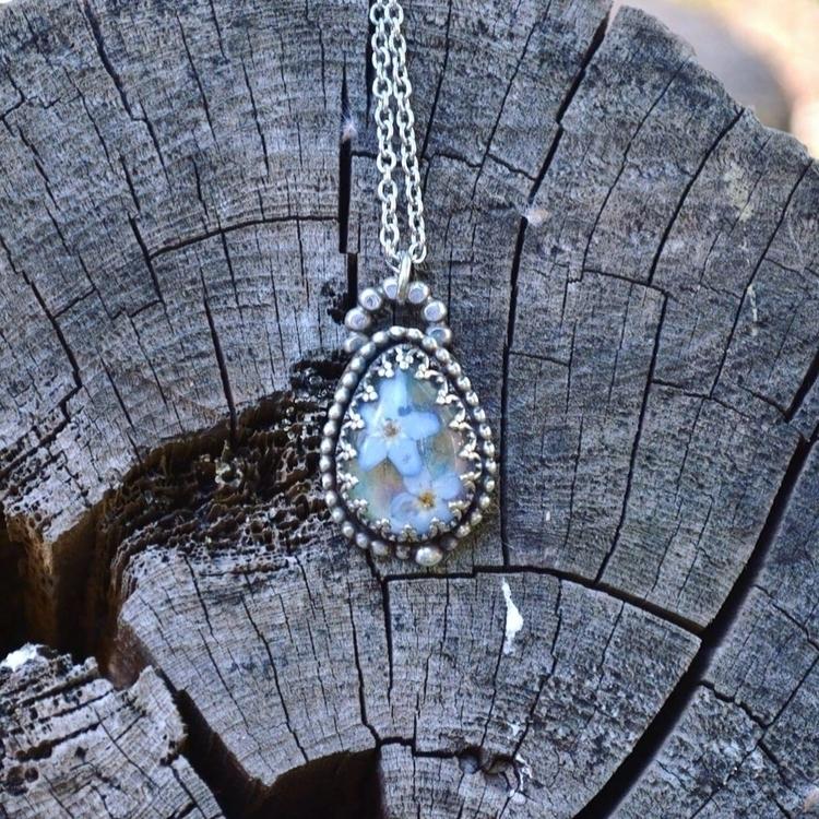kind sterling silver pendant re - lunafloradesigns   ello