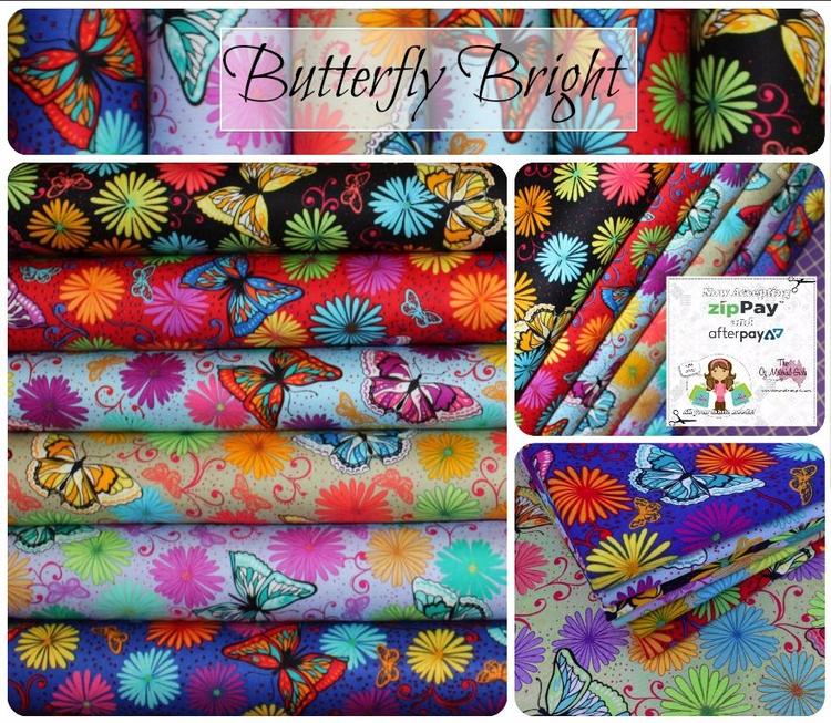 Stunning butterflies rich bold  - theozmaterialgirls | ello