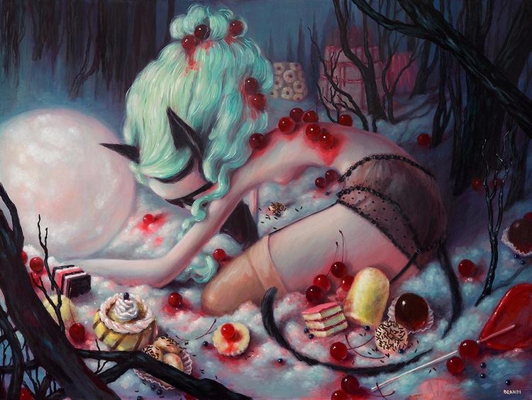 Art Brandi Milne - kseniaanske | ello