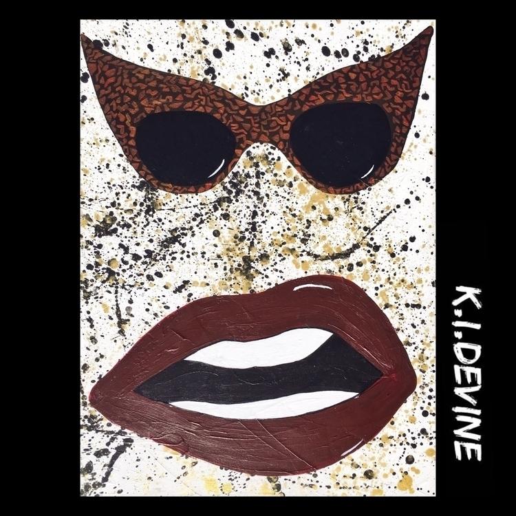 lips, sunglasses, shades, frames - kidevine | ello