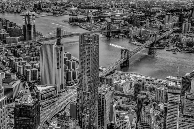 Bridges Brooklyn side experienc - rickschwartz | ello