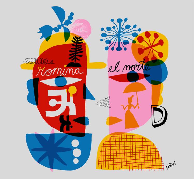 Nate Williams - art, art, illustration - n8wn8w | ello