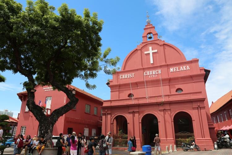 Malaysia, melaka, church, photography - vee5 | ello