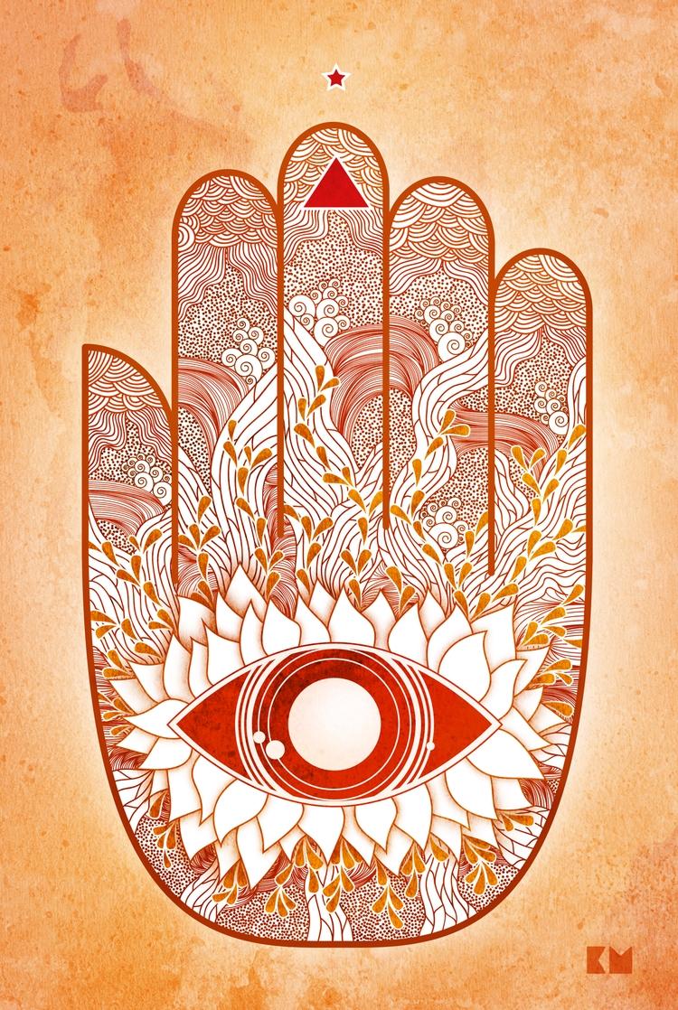 Hand Fatima superstitious prote - kenazmedia | ello
