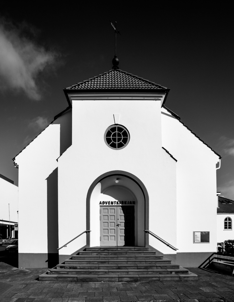 Aðventkirkjan í Reykjavík https - junwin | ello