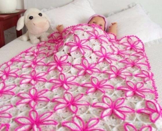 :heart_eyes:Girls .. blanket fl - carlabreda | ello