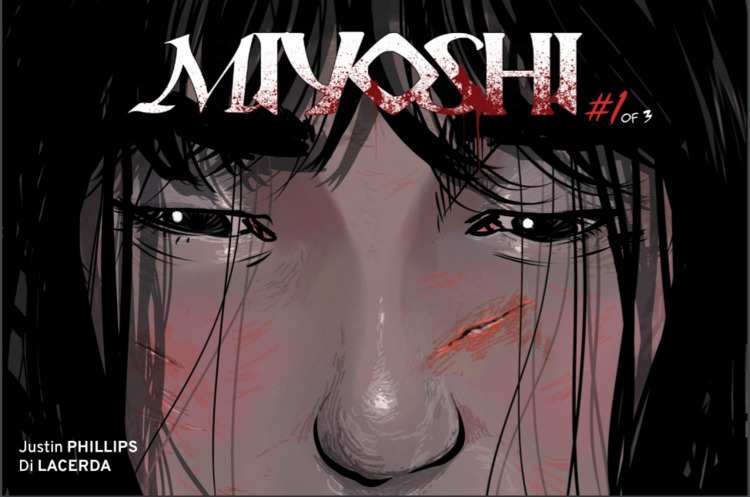 Myoshi 3) 2017 Created Written  - oosteven | ello