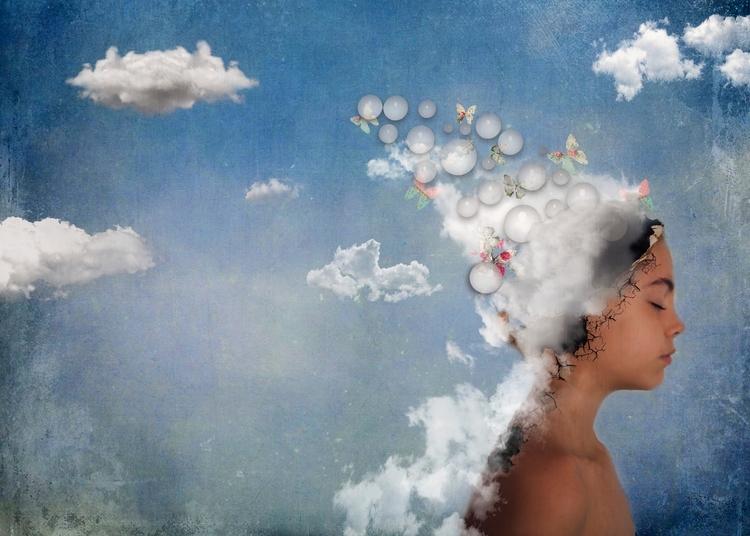 Thought Bubbles - chrystalolivero | ello