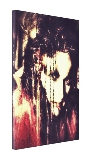 Demon Lady (Selfportrait - LARP - cglightningart | ello