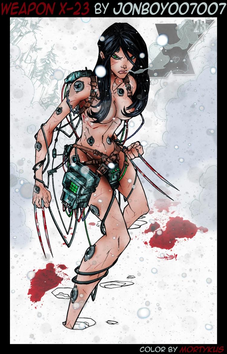 sexy, mutant, illustration, art - ukimalefu | ello