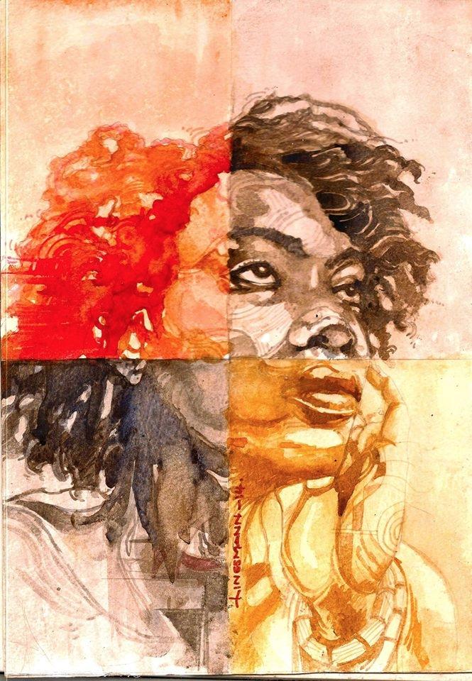 reminiscence african struggles  - sunnyefemena | ello